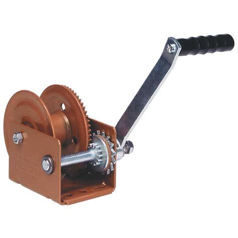 dutton lainson brake winch  lbs farmtek