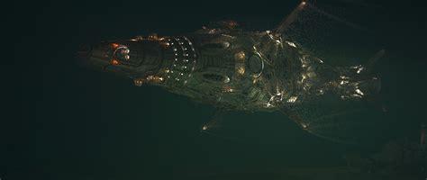 artstation sci fi submarine maxim kashirin