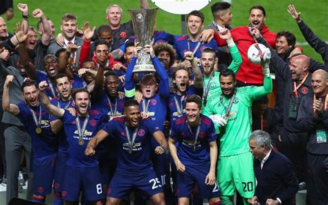 Ajax Manchester United Jose Mourinho Team Make