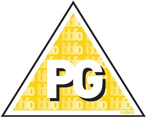 Robert Smyth Media And Film » Bbfc Pg