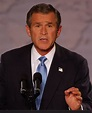 The Time George W. Bush Used Cincinnati As A Prop | WVXU