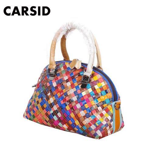 colorful handbags leather handbag fashion colorful handbag
