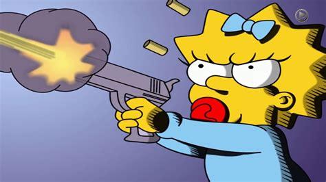 Magnifica y variada colección de los simpson una de las grandes y simpaticas series animadas. 10 Grandes Curiosidades de MAGGIE SIMPSON/The Simpson ...