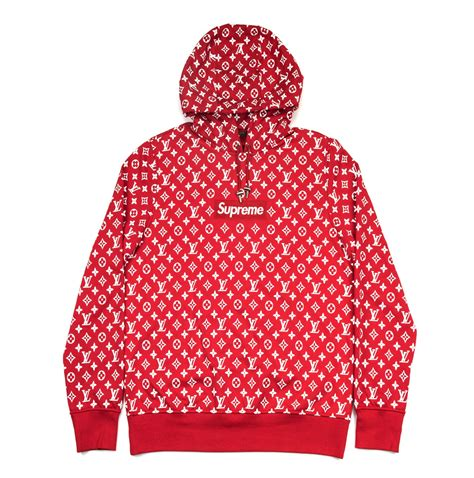 supreme clothing louis vuitton x supreme hoodie designer clothes by