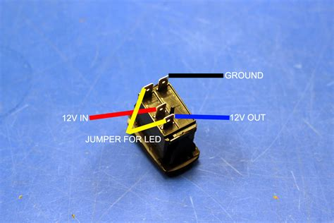 4 prong toggle switch wire diagram all of wiring