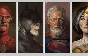 Wallpaper cape, artwork, Batman, Superman, Wonder Woman ...