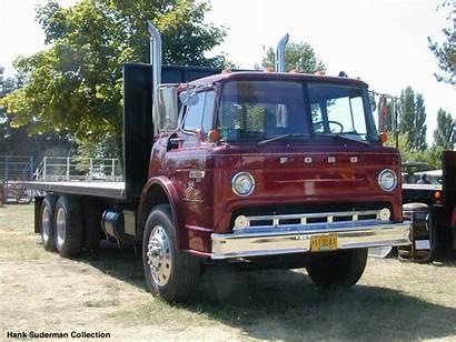 Ford Series Truck Trucks Cab Tilt Duty