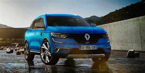 Renault Koleos 2019 by New Renault Koleos 2019 2020 Model Year Cars Motorcycles