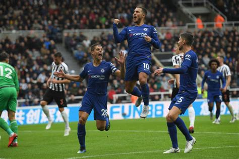 Predicted Chelsea line-up against Bournemouth: Sarri to ...