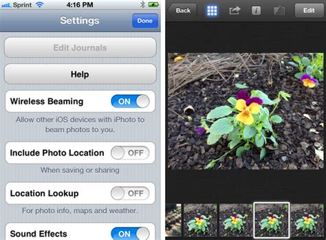 iphoto for iphone apple releases iphoto for ios macstories