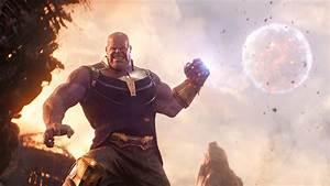 1920x1080 Thanos In Avengers Infinity War 2018 Laptop Full ...