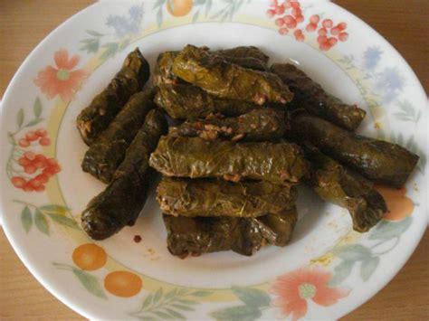 spécialité turque cuisine feuille de vigne farci spécialité turque