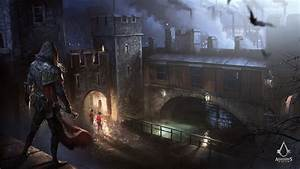 Assassin's Creed: Syndicate Evie and Traitor's Gat by ...