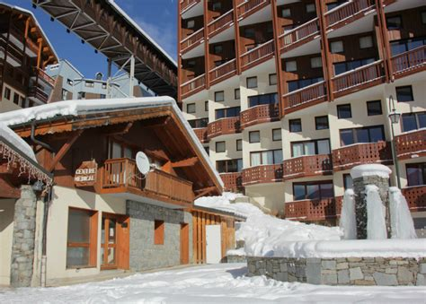 chalet du soleil val thorens catered chalets in val thorens