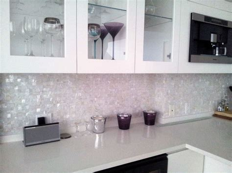 of pearl wall mosaics modern tile miami by