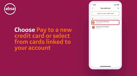 On matters relating to your credit card, be it requesting for a new pin, lost card, setting card limit, or other things in the same line, the process of contacting the absa customer care unit is. Absa Mauritius Mobile App, Credit Card Payment, Instuctions - YouTube