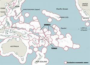 When island nations drown, who owns their seas? - The ...