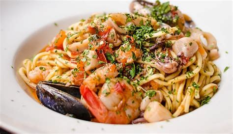 les spaghetti ai frutti di mare du grand bleu
