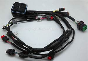 330dl 336d Excavator Engine Wire Harness Connect Motor 323