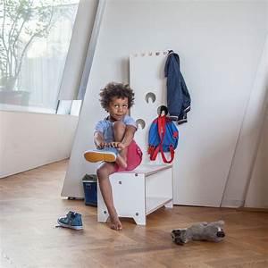 Garderobe Für Kinder : dete garderobe f r kinder von prinzenkinder 1 afilii kindgerechtes design architektur ~ Frokenaadalensverden.com Haus und Dekorationen