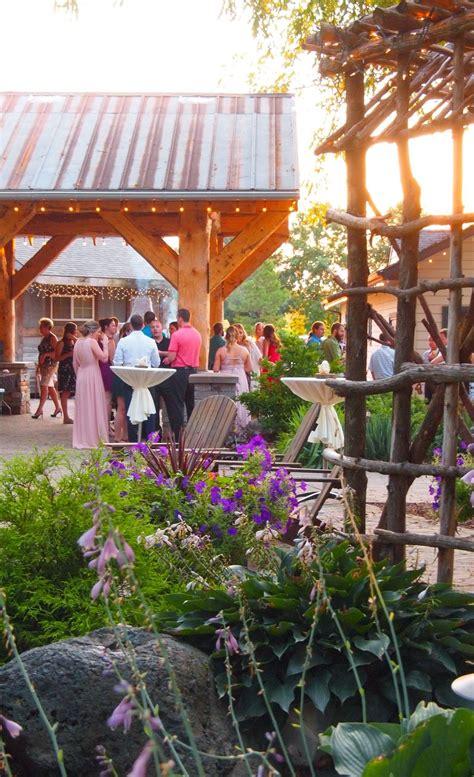 Garden Party Wedding Reception Time at The Gardens #