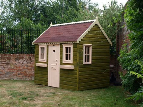 cottage playhouse garden cottage playhouse 7ft x 5ft playhouses the