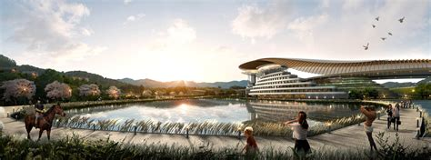 Gallery of NOW and Grimshaw to Design South Korean ...