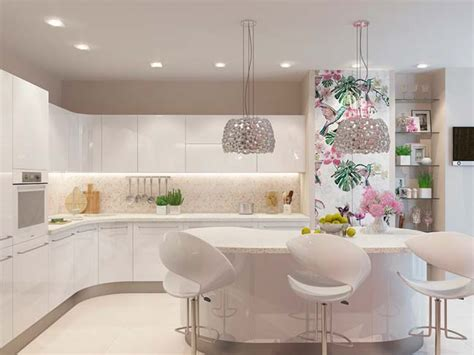 beautiful white kitchen designs 30 most beautiful white kitchen design ideas 2016 4400