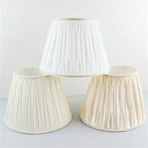 high quality 30cm 35cm modern decorative fabric lamp With table lamp 27 cm