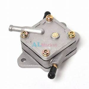 Fuel Pump For Club Car Gas Golf Cart Ezgo Txt Medalist 4 Cycle 1994