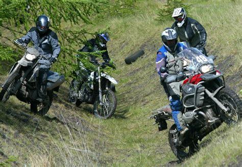 Global Map Of Adv Offroad Motorcycle Training Centers
