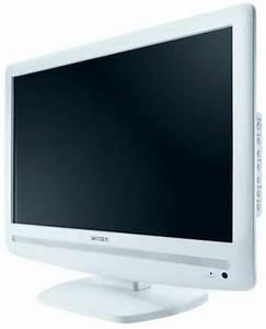Fernseher In Weiß : ganz in wei toshiba 19av501p lcd fernseher vergleich ~ Frokenaadalensverden.com Haus und Dekorationen