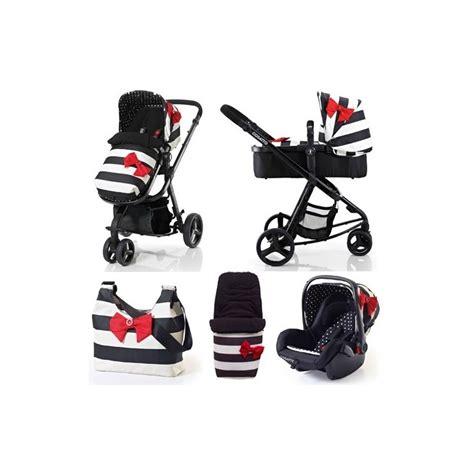 siege auto 3 en 1 poussette trio go lightly cosatto poussette bébé 3 en 1