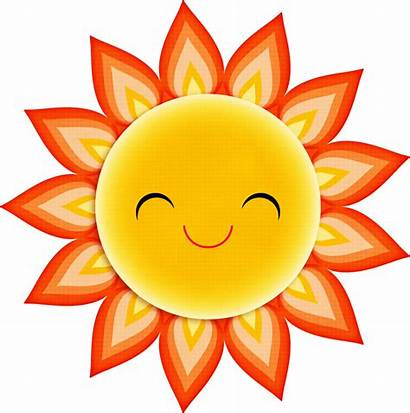 Sun Transparent Clipart Clip Luau Sunshine Printable