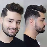 Man Hairstyle Round Face