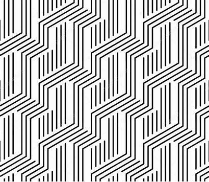 Pattern Modern Seamless Geometry Vector Geometric Texture