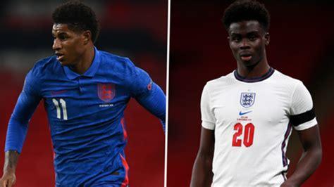 Rashford and Saka 'doubtful' for England World Cup ...