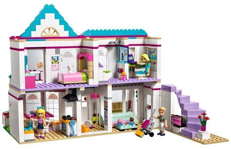 Lego Friends 41314 Pas Cher  La Maison De Stéphanie