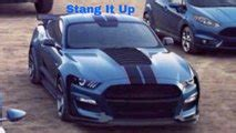 suvs ford allegedly planning    door mustang