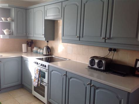 Painting Kitchen Cupboards Ideas by Paintedkitchen Cupboards With Autentico Paint In