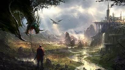 Widescreen Fantasy Wallpapers