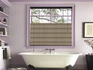 Door windows nice window treatment ideas for bathroom for Window dressing ideas for bathrooms