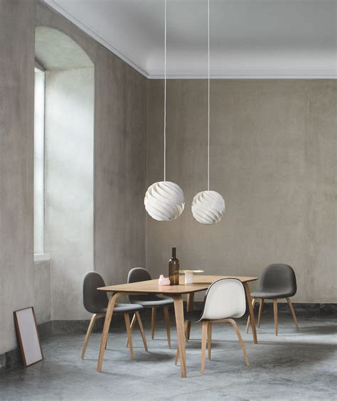 Of Table by Gubi Gubi Dining Tables Rectangular Elliptical