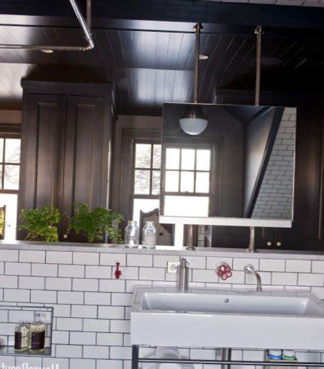 Men's bathroom design on the attic - My-Sweet-House