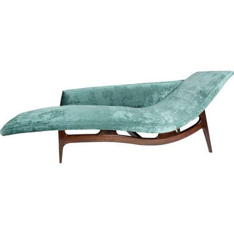 chaise turquoise mahogany chaise longue in turquoise silk velvet at 1stdibs