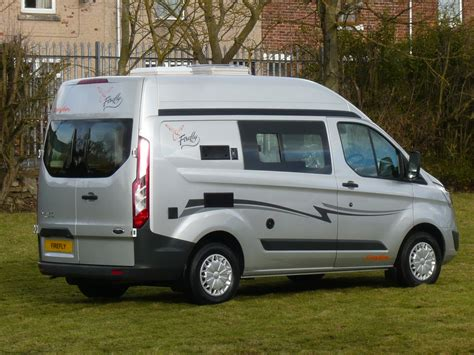 Nissan Nv200 Camper Van From