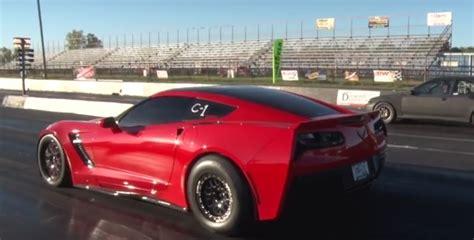 1000 Hp Corvette by 1 000 Hp C7 Corvette Is World S On Stock Engine