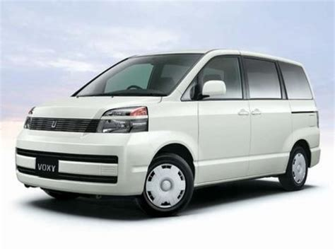 Toyota Voxy Picture by 2001 Toyota Voxy Picture