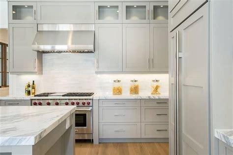 end kitchen cabinet 3 quot range end sink end column leg shaker door wall 3569