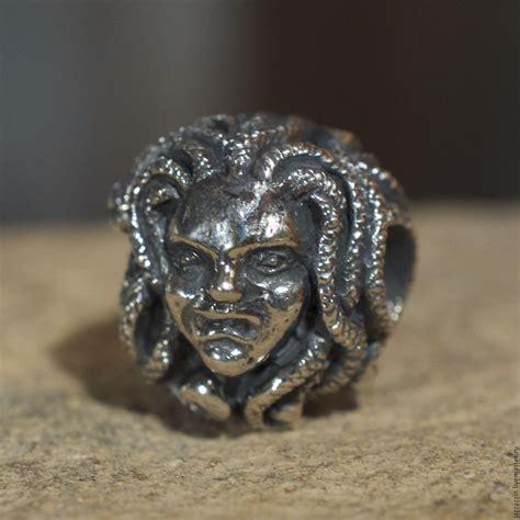 Gorgon Medusa charm - купить на Ярмарке Мастеров ...